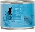 Catz finefood德國凱茲經典無穀貓罐 Classic 13號鯡魚跟蝦 (200g)