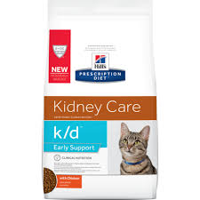 希爾思™處方食品貓k/d™ Early Support(型號00603635)